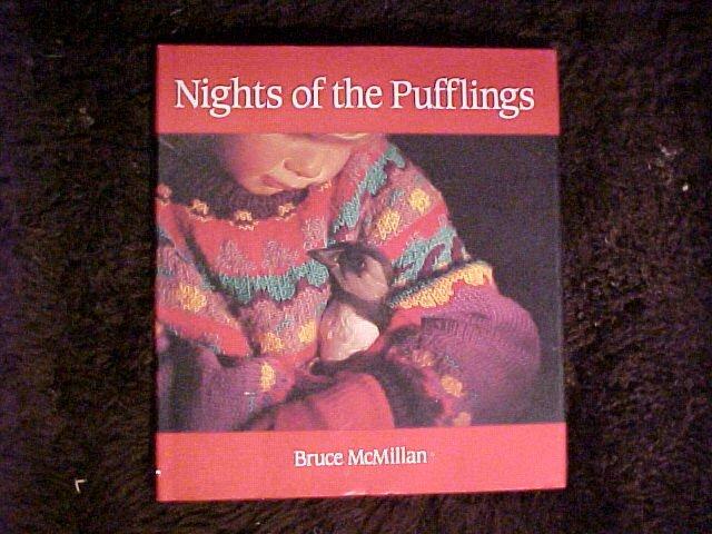 Nights of the Pufflings Children's Nature Book HC