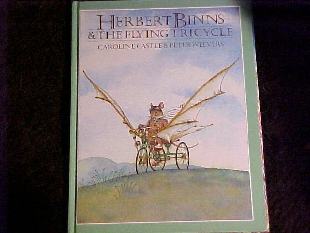 Herbert Binns and the Flying Tricycle Children's Book
