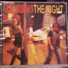 Eric Burdon THE NIGHT New CD