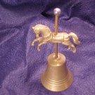 Brass Carousel Horse Bell