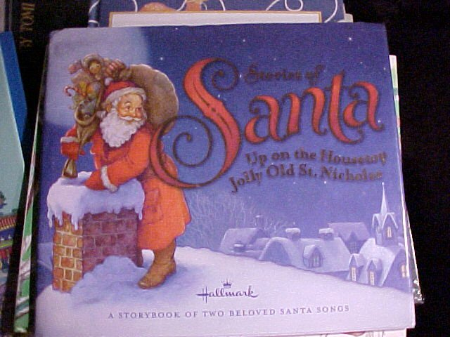 Hallmark Christmas Book Childrens HC