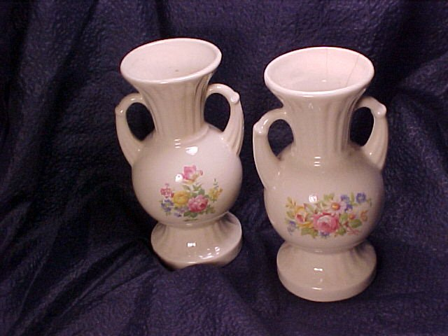 "6"" Antique Urn Miniature Flower Vases ~ Free Shipping!"