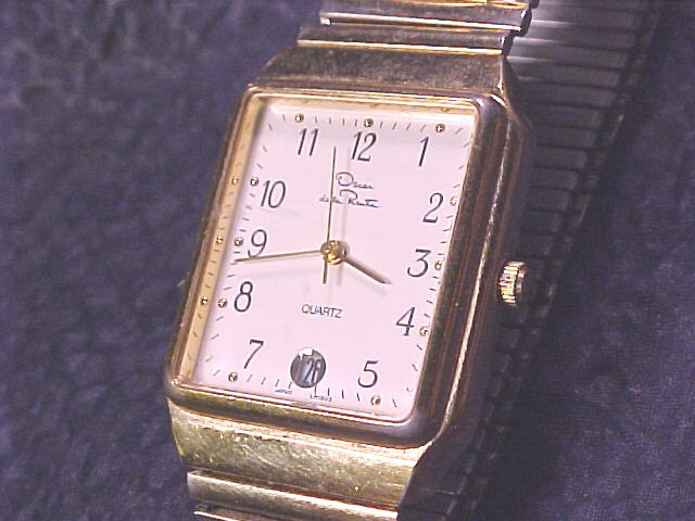 Oscar De La Renta Men's Dress Watch