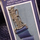 Fort Pewter GOLF Golfing Golfer Book Mark ~ New ~ Free Shipping