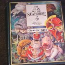 The Sign of the Seahorse Graeme Base Children's Book