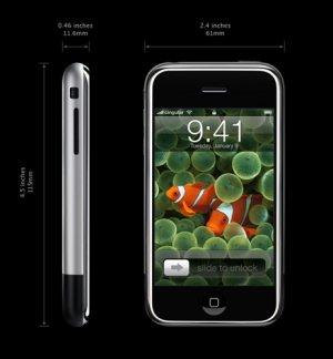 16GB Apple Iphone - Unlocked