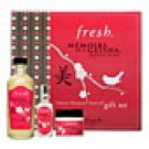CHERRY BLOSSOM FESTIVAL Gift Set fresh F21C Memoirs of a Geisha EDP face mask BATH SAKE
