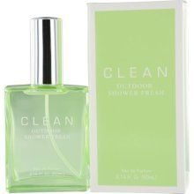Clean Perfume OUTDOOR SHOWER FRESH Eau de Parfum NEW EDP crisp leafy green Fragrance