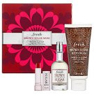 fresh f21c BROWN SUGAR MUSE Gift Set EAU DE PARFUM-Body Cream-ROSE TINTED LIP TREATMENT BALM new!