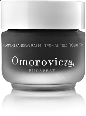 Omorovicza Budapest Hungary THERMAL CLEANSING BALM natural face MUD cleanser Travel Miniature NEW