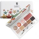 NP SET Napoleon Perdis SWEATER SET Cheek Eye Lip Color Compact Cosmetics Make-Up Palette