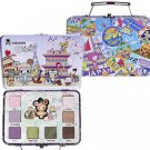 tokidoki TDA AIRWAYS EYESHADOW PALETTE Powder Eye Shadows/Collectible Suitcase/DONUTELLA Key Chain
