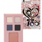 tokidoki TIL DEATH DO US PART PALETTE Mirrored Powder Eyeshadow Blush Compact LIMITED EDITION