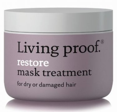 Living Proof RESTORE MASK TREATMENT damaged dry hair NEW Travel Size Jar