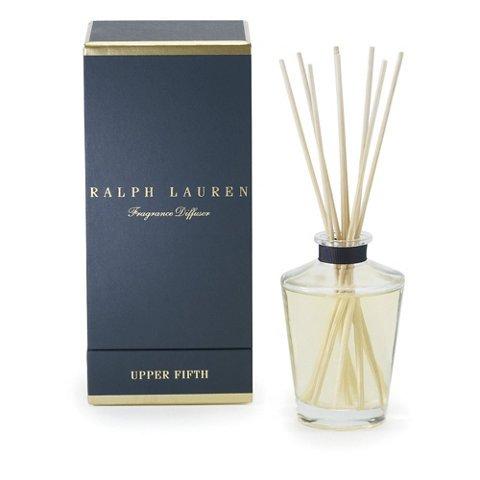 Ralph Lauren UPPER FIFTH Fragrance Air Reed Diffuser citrus orchid jasmine amber RL HOME perfume