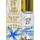 Lucy B's Apothecary ❤ TIARE COCONUT #2 Roll-On Perfume Oil Fragrance❤Australian Flower Essences