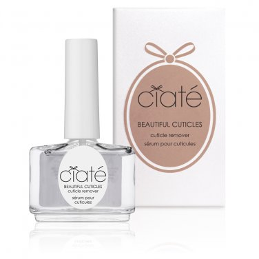 Ciaté BEAUTIFUL CUTICLES Remover Treatment Gel Serum Softens for Easy Removal Perfect Manicure