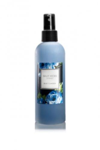 discontinued Gilly Hicks BLUE CAMDEN BODY FRAGRANCE MIST Asian Plum Fuji Apple Vanilla SPRAY Scent
