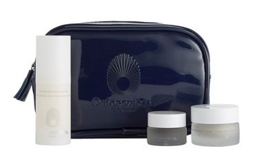 Omorovicza DEEP CLEANSING MASK Thermal Cleanser Balm BALANCING MOISTURIZER Travel Skin Face SET