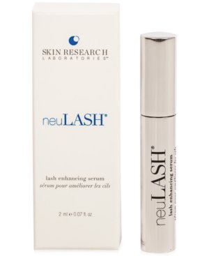 Skin Research Laboratories neuLASH Lash Enhancing Serum 2mL Travel Tube strengthens weak eyelashes