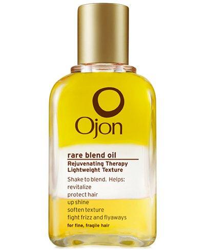 Ojon RARE BLEND OIL REJUVENATING THERAPY Lightweight Texture Fragile Fine Hair TAMANU ANNATTO oils