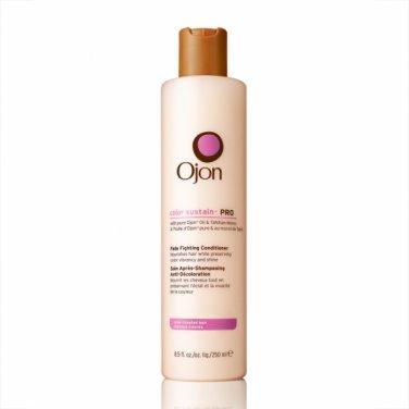 OJON Color Sustain Pro FADE FIGHTING CONDITIONER Jasmine Wax TAHITIAN MONOI OIL color treated hair