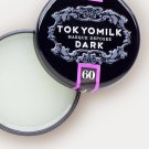 TokyoMilk Femme Fatale COCO NOIR No 60 LIP ELIXIR Rum Cherry Milk Clear LIP BALM Tokyo Milk tin