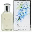 Crabtree & Evelyn original classic WISTERIA Eau de Parfum Lilac honeysuckle Violet Perfume sealed