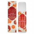 Pacifica Natural TUSCAN BLOOD ORANGE dry roll-on RICH BODY OIL tiare Marigold coconut Jojoba OILS