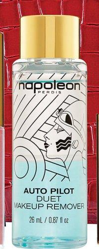 napoleon perdis AUTO PILOT DUET MAKEUP REMOVER oil water Eye lip Face COSMETICS MAKE-UP cleanser