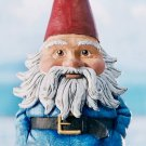 "travelocity You'll Never Roam Alone hands in pocket Standing 9"" GNOME desk Garden kitchen Home"