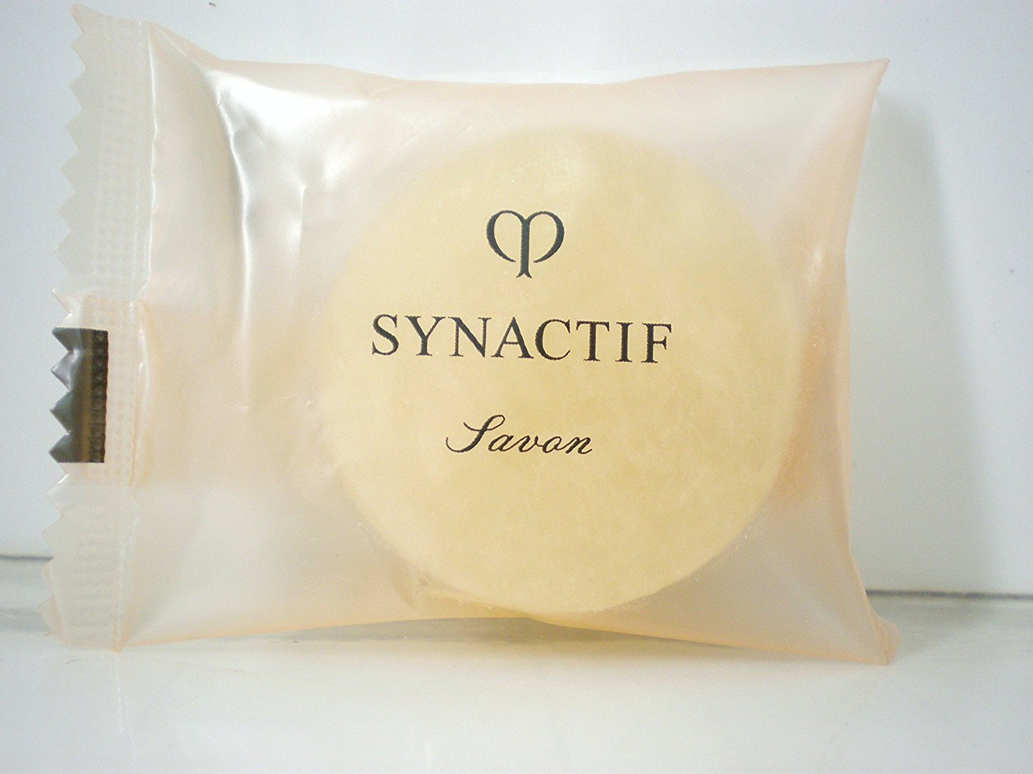 Cle De Peau SYNACTIF SOAP gentle foaming MINI 10g hard soap cake Facial FACE CLEANSER Shiseido Japan