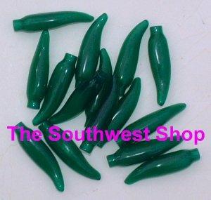 Chili Pepper Light Covers, Green