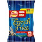 Walkers French fries variety pack 12X19g packs from UK