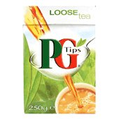 PG tip loose tea 250g