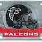 Falcons 3D License Plate