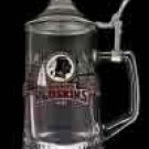 Redskins Lidded Stein