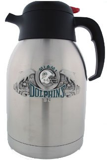 Dolphins Coffee Carafe