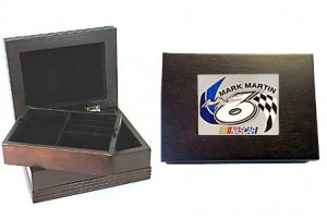 Mark Martin Collector Box with Jewelry Insert