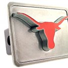 Texas Longhorns Trailer Hitch Cover.