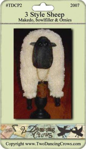 Primitive Sheep three styles ePattern