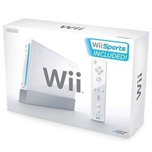 Nintendo Wii System w/ Wii Sports *FREE SHIPPING* NEW