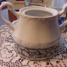 J & G Meakin Sterling Colonial Renaissance Sugar Bowl - no lid