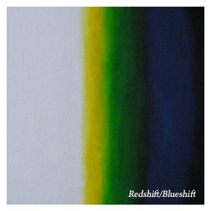 Redshift/Blueshift- Clock Hands Strangle