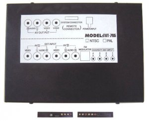 A-V mController with TV Tuner