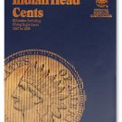#9003 Whitman Folder for Indian Head Cents