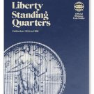 #9017 Whitman Folder for Standing Liberty Quarters