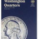 #9031 Whitman Folder for Washington Quarters 1948-1964
