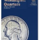 #9038 Whitman Folder for Washington Quarters 1988-2000