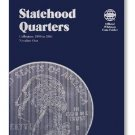 #9697 Whitman Folder for Statehood Quarters 1999-2001
